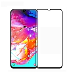 MOFI 9H 2.5D Full Screen Tempered Glass Film for Galaxy A70 (Black)