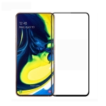 MOFI 9H 2.5D Full Screen Tempered Glass Film for Galaxy A80 / A90 (Black)