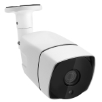COTIER TV-637H2/IP POE H.264++ 2MP(1080P)POE IP Camera Video Surveillance Cameras (White)