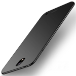 MOFI Frosted PC Ultra-thin Hard Case for Nokia 1 Plus (Black)