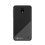 PINWUYO Honors Series Shockproof PC + TPU Protective Case for Nokia 1 Plus (Black)