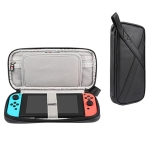 BUBM Multi-function Portable Game Machine PU Storage Bag Protective Box for Nintendo Switch (Black)