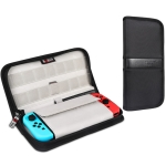 BUBM Multi-function Portable Game Machine Soft Storage Bag Protective Box for Nintendo Switch