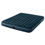 Intex 64735 Outdoor Camping Flocking Air Inflatable Mat Moisture-proof Cushion Mattress Sleeping Pad, Three, Size: 203x182x25cm