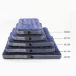 Intex 68759 Outdoor Camping Flocking Air Inflatable Mattress Moisture-proof Cushion Mattress Sleeping Pad, Size: 152x203x22cm