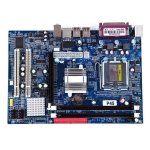 Intel P45-771 DDR3 Computer Motherboard, Support Intel Xeon Full Range of Dual-core Quad-core CPU