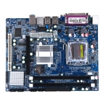 Intel G31-775 DDR2 Desktop Computer Motherboard Sound Card Graphics Card Network Card Fully Integrated