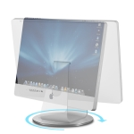Portable 360 Degree Rotation Bracket Base for Apple iMac