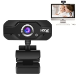 HXSJ S60 30fps 100 Megapixel 1080P HD Webcam for Desktop / Laptop / Smart TV, with 10m Sound Absorbing Microphone, Length: 1.4m