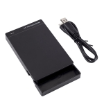 Tool-free 2.5 inch USB 3.0 SATA Interface HDD Enclosure