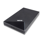 SSK 088 SATA 2.5 inch USB 3.0 Interface ABS HDD Enclosure