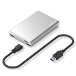 Blueendless U23Q SATA 2.5 inch Micro B Interface HDD Enclosure with Micro B to USB Cable, Support Thickness: 10mm or less