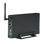 SATA 3.5 inch USB 3.0 Interface Wireless HDD Enclosure