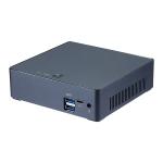 Intel Core I5-8250U 8G+128G Quad Core 1.6-3.4GHz Smart Mini PC, Support Bluetooth 4.0 & 2.4G / 5.0G Dual-band WiFi & RJ45 Gigabit Network Card