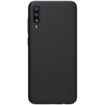 NILLKIN Frosted Concave-convex Texture PC Case for Galaxy A70 (Black)