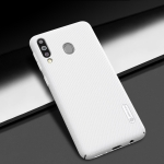 NILLKIN Frosted Concave-convex Texture PC Case for Galaxy M30 (White)