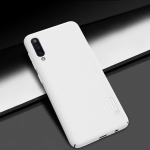 NILLKIN Frosted Concave-convex Texture PC Case for Galaxy A50 (White)