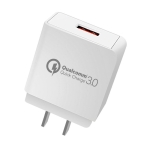 GS-551 9V QC3.0 QI Wireless Fast Charging Charger, Size: 6.3x4x2.2cm (White)