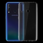 0.75mm Ultrathin Transparent TPU Soft Protective Case for Samsung Galaxy A60