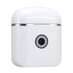 F8 Multi-function Car Driving Recorder Bluetooth Headset Video Recording Box, Capacity : 32GB (White)