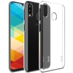 IMAK Wing II Wear-resisting Crystal Pro Protective Case for Galaxy M20, with Screen Sticker(Transparent)