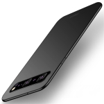 MOFI Frosted PC Ultra-thin Hard Case for Galaxy S10 5G (Black)