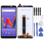 LCD Screen and Digitizer Full Assembly for Wiko Harry 2 (Black)