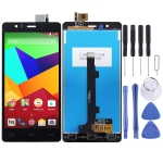 LCD Screen and Digitizer Full Assembly for BQ Aquaris E5 E5.0 (Black)