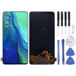 LCD Screen and Digitizer Full Assembly for OPPO Reno(Black)