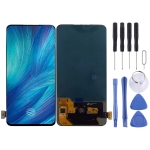 Front LCD Screen and Digitizer Full Assembly for Vivo X27 (Black)