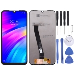 LCD Screen and Digitizer Full Assembly for Xiaomi Redmi 7 (Black)