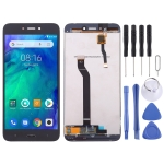 LCD Screen and Digitizer Full Assembly for Xiaomi Redmi Go (Black)