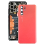 Battery Back Cover with Camera Lens for Huawei P30 Pro(Orange)