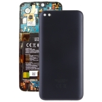 Battery Back Cover with Side Keys & Camera Lens for Xiaomi Redmi Go(Black)
