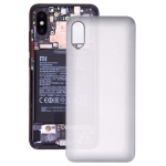 Battery Back Cover for Xiaomi Mi 8 Explorer(Clear White)