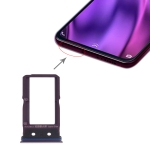 SIM Card Tray + SIM Card Tray for Vivo NEX Dual Display (Purple)