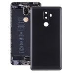 Battery Back Cover for Lenovo K8 Note(Black)