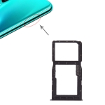 SIM Card Tray +  SIM Card Tray / Micro SD Card for Huawei P30 Lite (Grey)