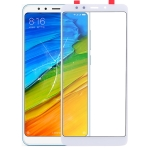 Front Screen Outer Glass Lens for Xiaomi Redmi 5 (White)
