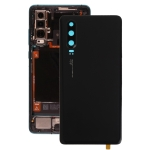 Battery Back Cover with Camera Lens for Huawei P30(Black)