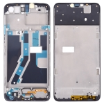 Middle Frame Bezel Plate for OPPO R15X (Black)