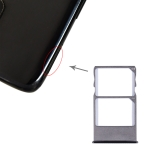 SIM Card Tray + SIM Card Tray for Meizu 15 Plus (Black)