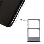 SIM Card Tray + SIM Card Tray for Meizu 15 Plus (Black)