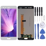 LCD Screen and Digitizer Full Assembly for ZTE Nubia Z17 MiniS NX589J NX589H(White)