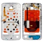Middle Frame Bezel Plate for Motorola Nexus 6 XT1100 (White)