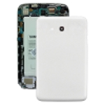 Battery Back Cover for Galaxy Tab 3 V T110 (White)