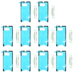 10 PCS Front Housing Adhesive for Galaxy S10+