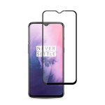 mocolo 0.33mm 9H 2.5D Full Glue Tempered Glass Film for Oneplus 7 (Black)