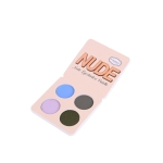3 PCS Matte Eyeshadow Palette Nude Minerals Professional Eye Shadow Waterproof(2)