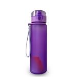Leak-proof Sports Water Bottle Tour Hiking Portable Bottles, Capacity:400ml(violet)